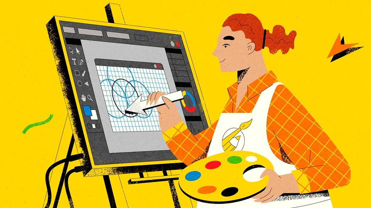 vector diseño gráfico digisoft edition